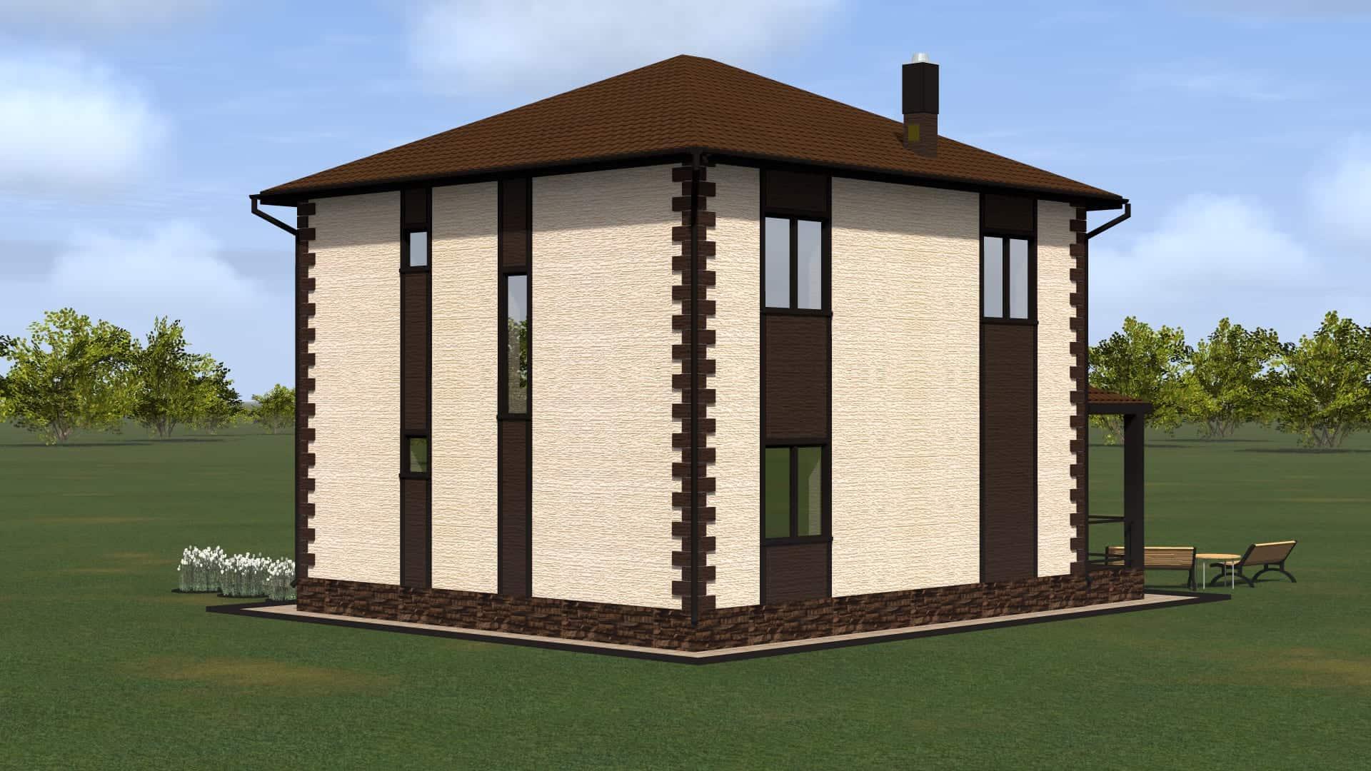 Монтаж фундамента по индивидуальному проекту дома в п. Гостилицы